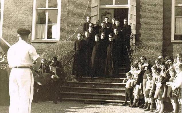 Historische foto Groot Bijstervelt 10